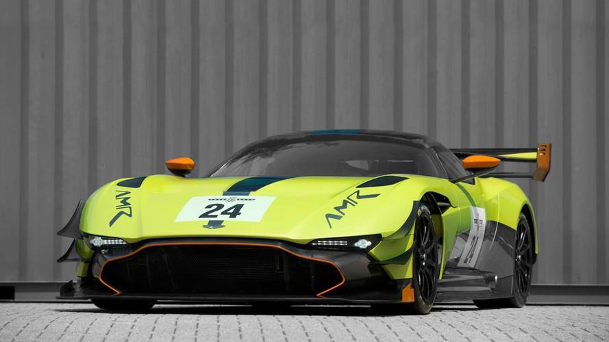 Vulcan AMR Pro - még erősebb lett az eddigi legvadabb Aston Martin