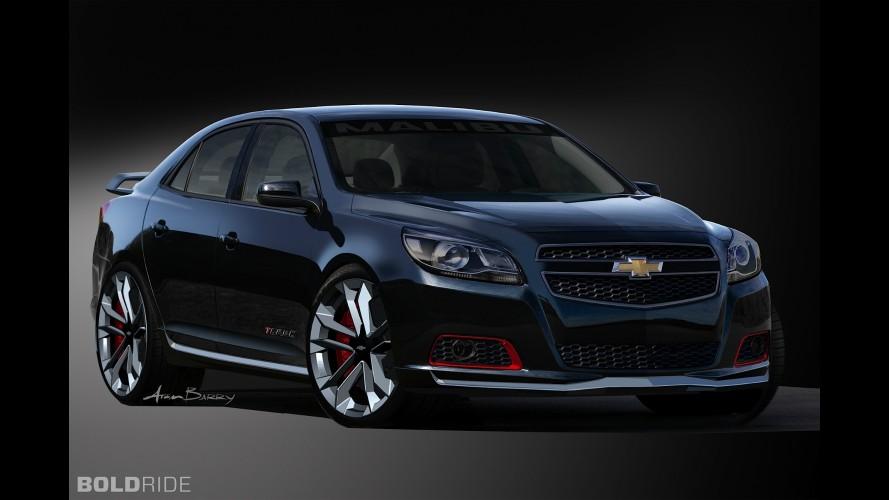 Chevrolet Malibu Turbo Performance Concept
