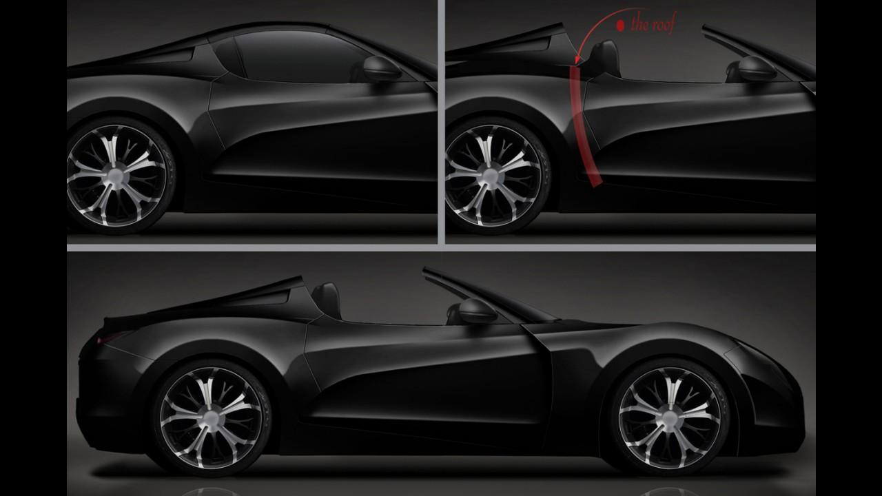 Targa Concept by Dejan Hristov