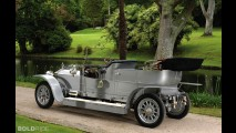 Rolls-Royce 40/50 Silver Ghost AX 201 Roi-de-Belges Recreation