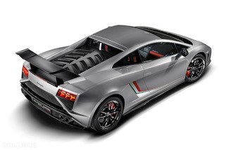 Race-Ready Lamborghini Gallardo LP570-4 Squadra Corse Takes to the Road