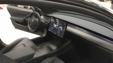 La Tesla Model 3 se passera d'instrumentation