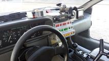 Authentic Back to the Future DeLorean on eBay