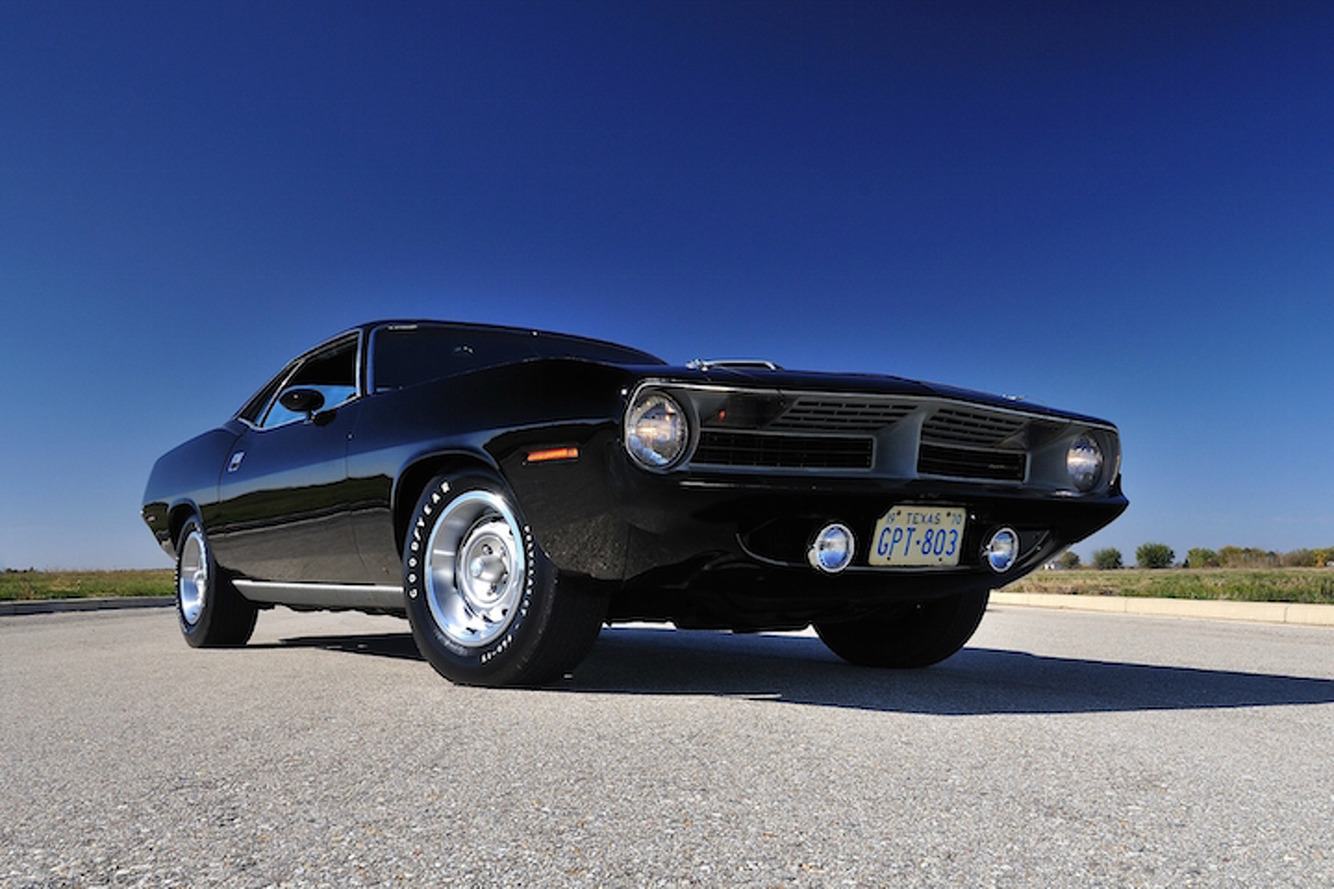 History of the Plymouth Barracuda: In 1970, The 'Cuda Came Into Its Own
