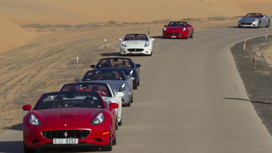 Un atelier de contrefaçon de Lamborghini et de Ferrari démantelé