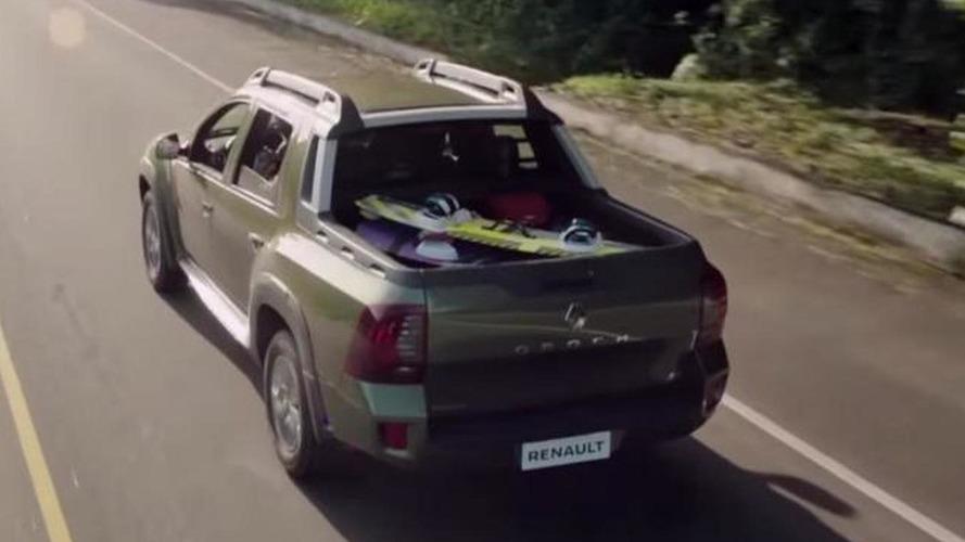 Renault Duster Oroch, comienza la producción