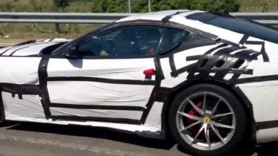 Ferrari F12 Speciale filmed testing [video]