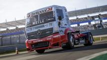 Forza 6 Mercedes race truck