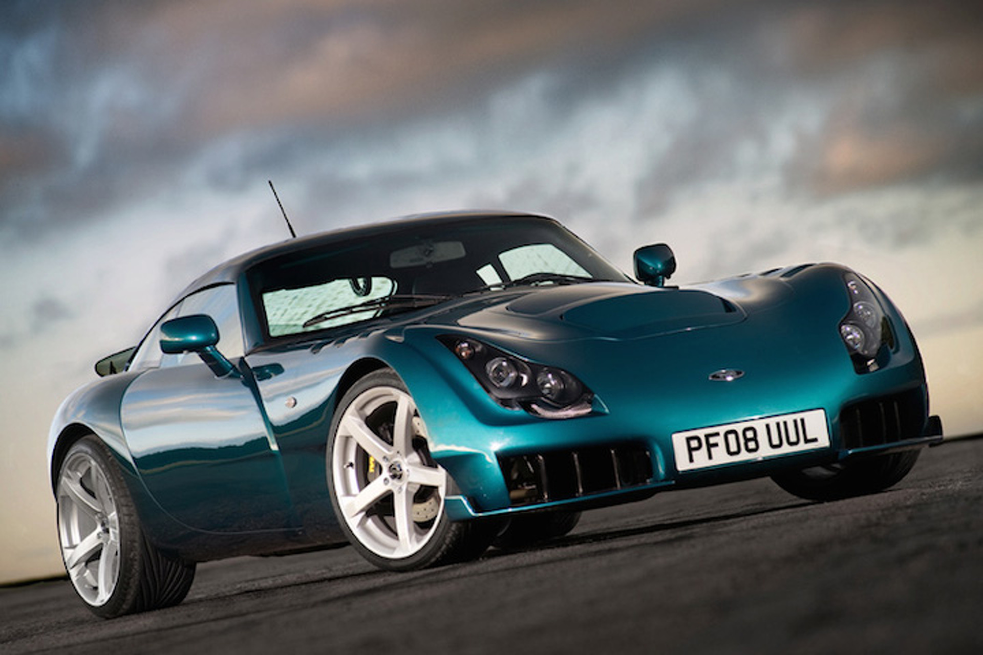 TVR Promises New Model by Sometime in 2017