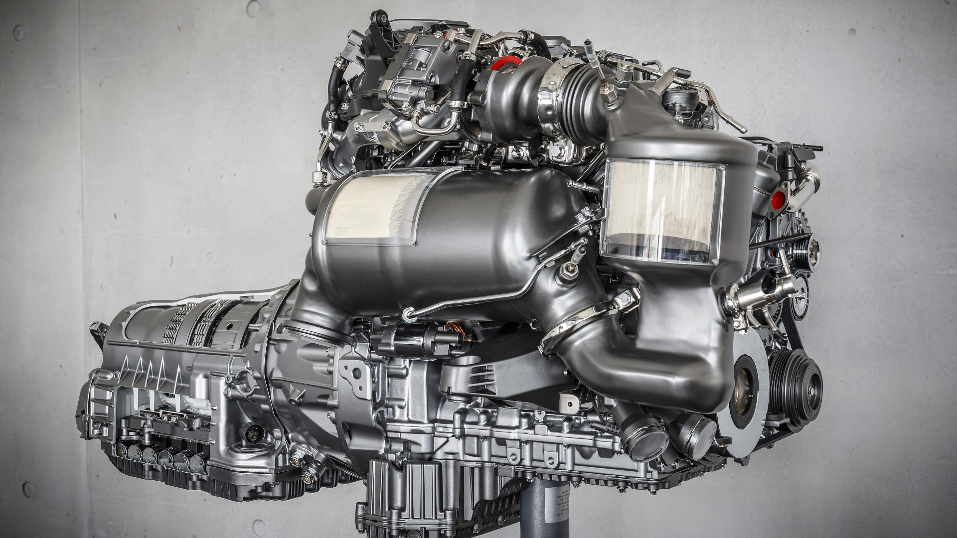 Mercedes To Add Particulate Filters To Gasoline Powered Models