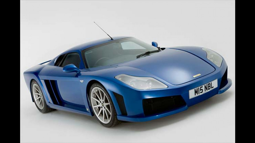 A Noble Challenge indeed: Der neue Noble M15