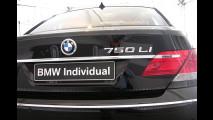 Für den neuen BMW Siebener