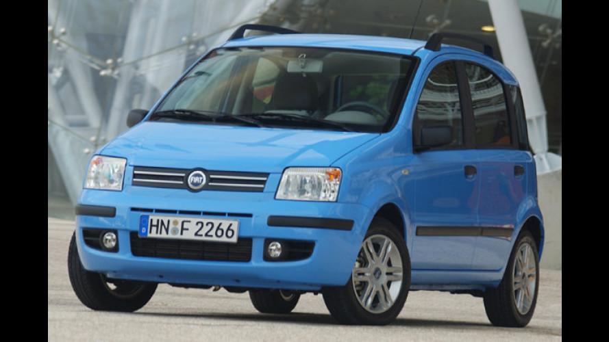 Fiat mindert Schmerzen: Teil-Benzinkosten-Übernahme