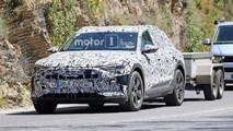 Audi E-Tron Quattro casus fotoğrafları