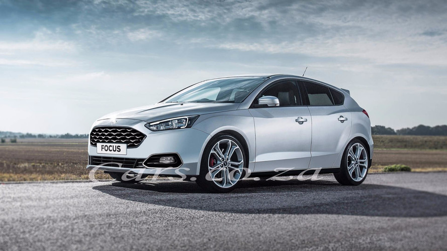 Will The Fourth-Gen Ford Focus Look Like This?