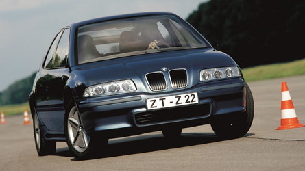 1999 BMW Z22: Concept We Forgot