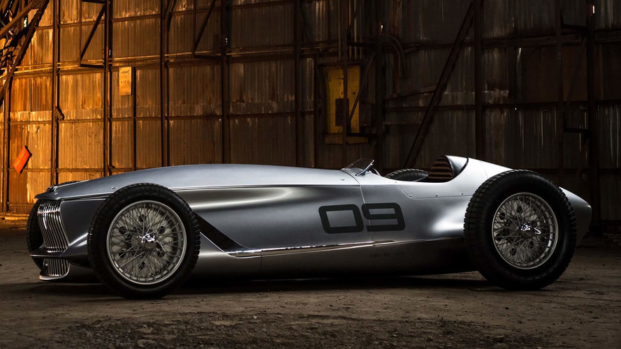 Infiniti handcrafts a retro-futuristic dream in the electric Prototype 9