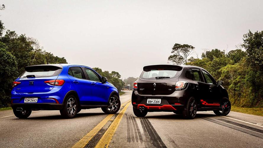 Semana Motor1 - Comparativo Argo vs. Sandero, Novo Polo e mais