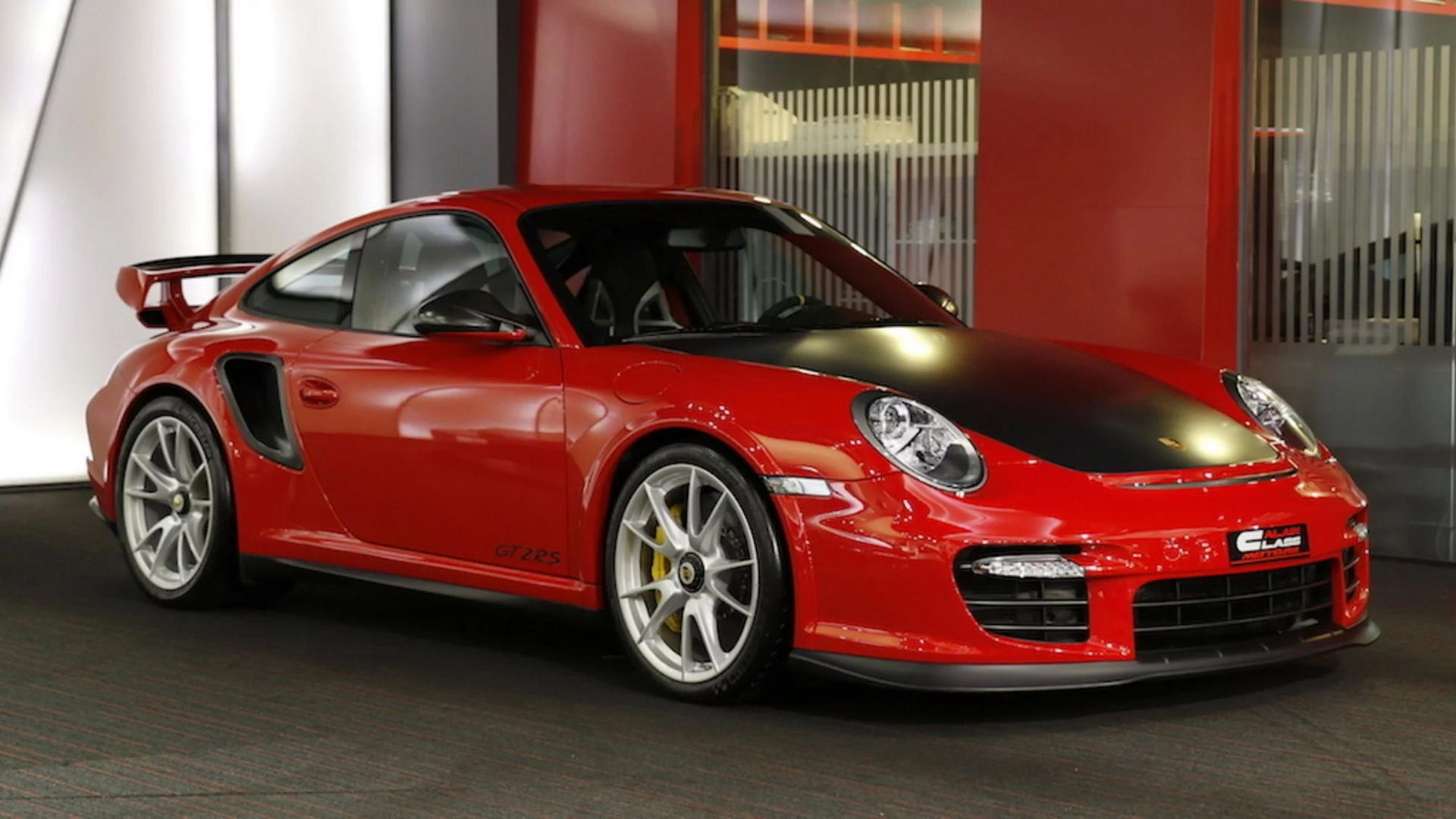 723 000 previous gen porsche 911 gt2 rs makes new one. Black Bedroom Furniture Sets. Home Design Ideas