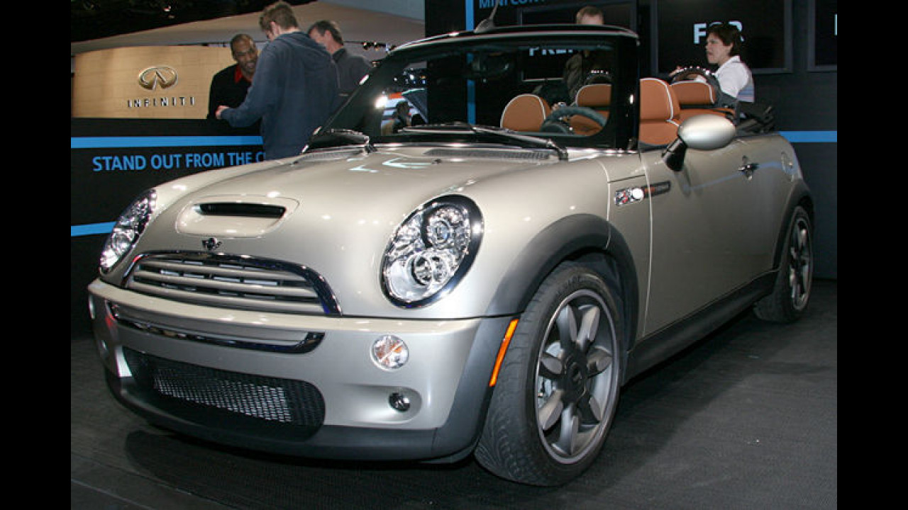 Mini Sidewalk Cabrio