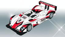 Porsche RS Spyder