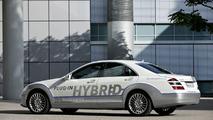 Mercedes-Benz Vision S 500 Plug-in Hybrid Concept - hi res