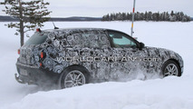 2012 BMW 1 Series Turbo Hatchback Spied Again Sporting Dual Exhaust