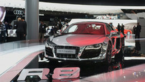 Audi R8 5.2 FSI quattro dressed in Chrome, IAA Frankfurt 2009