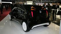 EDAG Light Car Concept at 20009 Geneva Motor Show