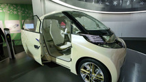 Toyota FT-EV II Concept live in Tokyo