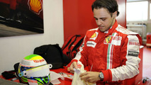 Massa 'ready to race' after Fiorano test