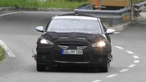 Hyundai Veloster Spy Photo
