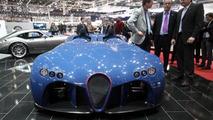 Wiesmann Spyder Concept live in Geneva, 673 - 01.03.2011