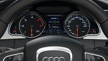 Audi Stop-Start system instrument cluster display