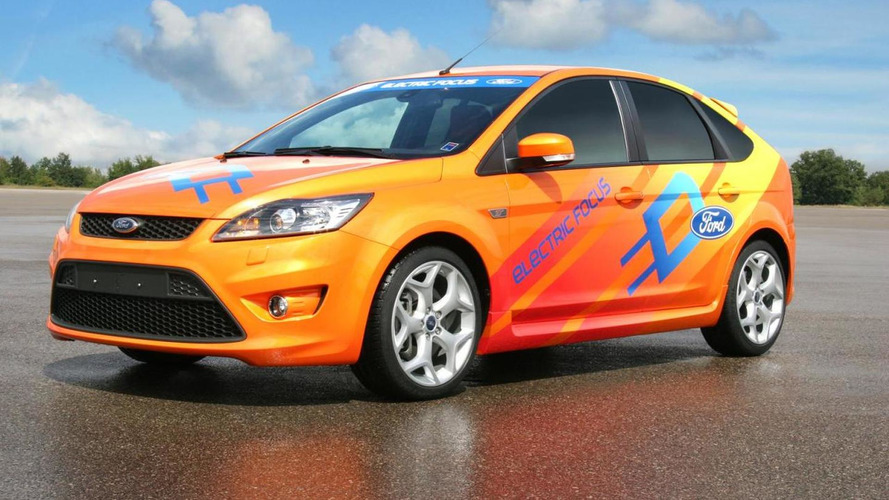 Ford Focus EV launch markets announced (US)