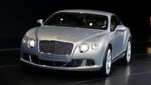 2011 Bentley Continental GT live in Paris 30.09.2010