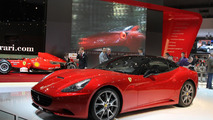 Paris Motor Show, Ferrari California 30.09.2010