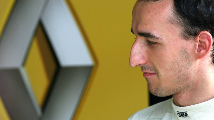 Kubica happy at Renault but wants title-winning car