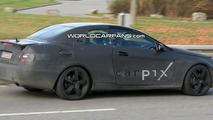 Mercedes E-Class Coupe Convertible Spy Photos