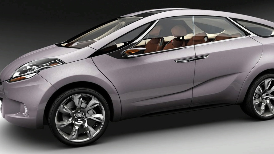 Hyundai HED-5 i-Mode concept features Theta Turbo GDI engine for L.A. Auto Show