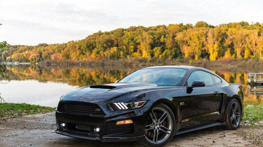 First photos of 2015 Roush Mustang hit the web