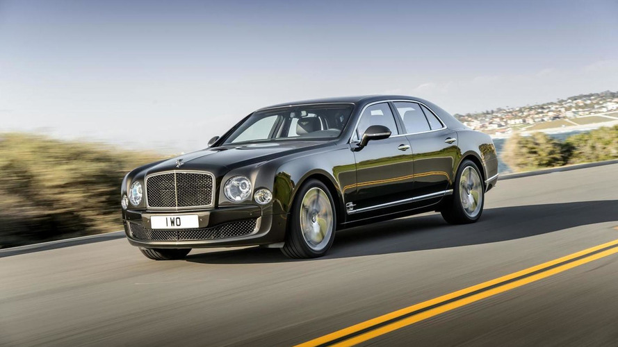 Bentley Mulsanne Speed officially unveiled