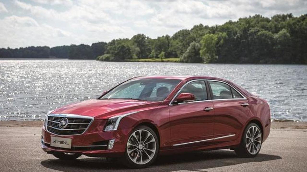 Cadillac ATS-L