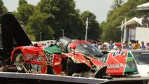 Mazda 767B - Goodwood kazası