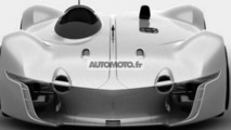 Alpine Vision Gran Turismo teased despite being previously leaked