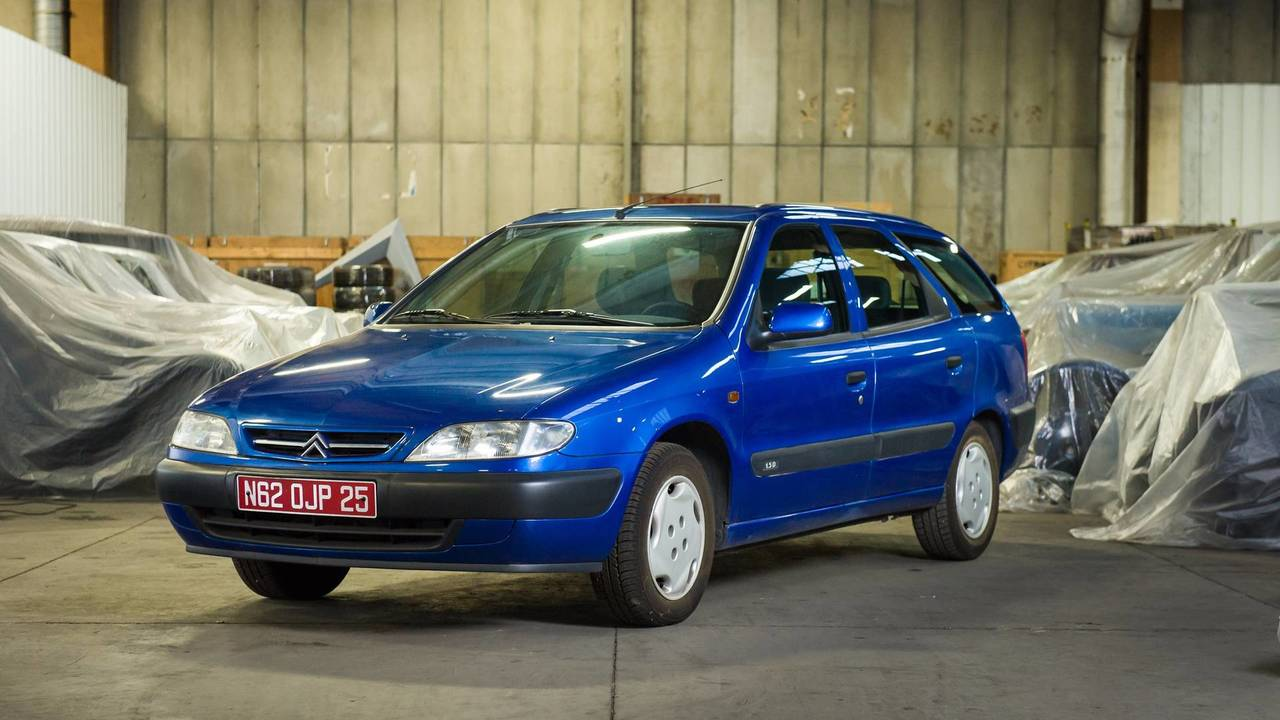 1998 Citroën Xsara Break 1.5 D Phase 1