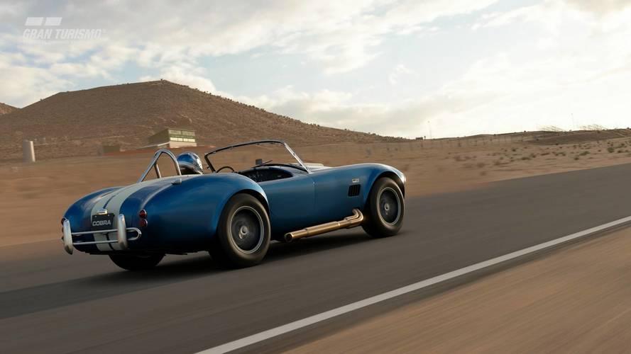 Quinze nouvelles voitures pour Gran Turismo Sport