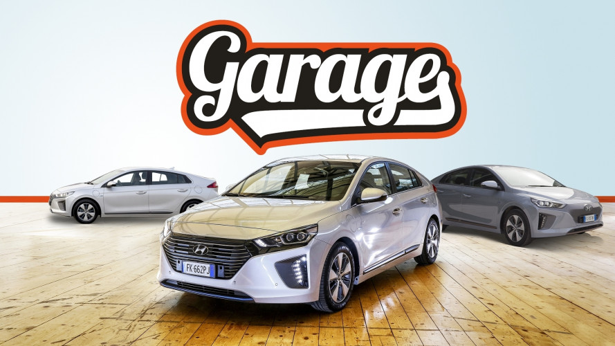 Hyundai Ioniq, le tre anime dell'elettrico