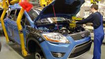 Ford Kuga starts production