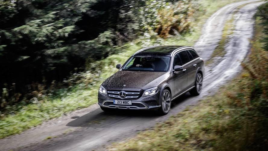 2017 Mercedes-Benz E-Class Estate E 350d All-Terrain